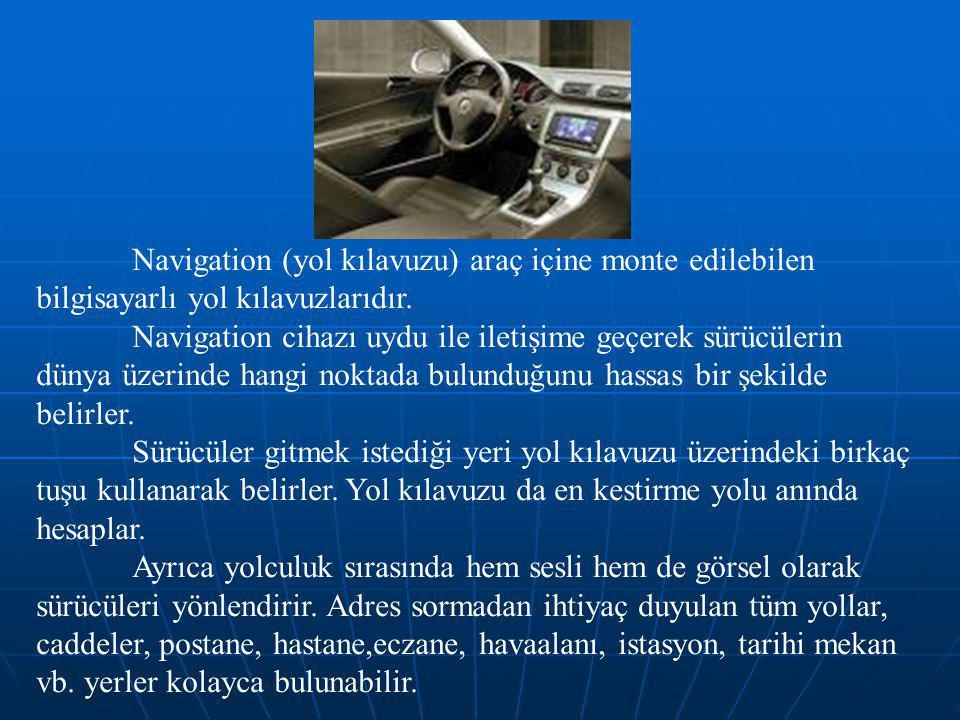 İLETİŞİM TEKNOLOJİLERİ İLE İLGİLİ SORULAR 1) Araç takip hizmeti esas olarak, uygun ekipmanla donatılmış araçları yetkilendirilmiş kişilerce, herhangi bir internet erişimine sahip makine ekranından ya da harita üzerinden izlemek için tasarlanmış bir sisteme ne ad verilir.