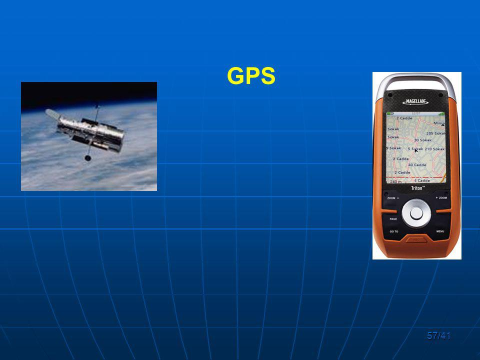 57/41 GPS