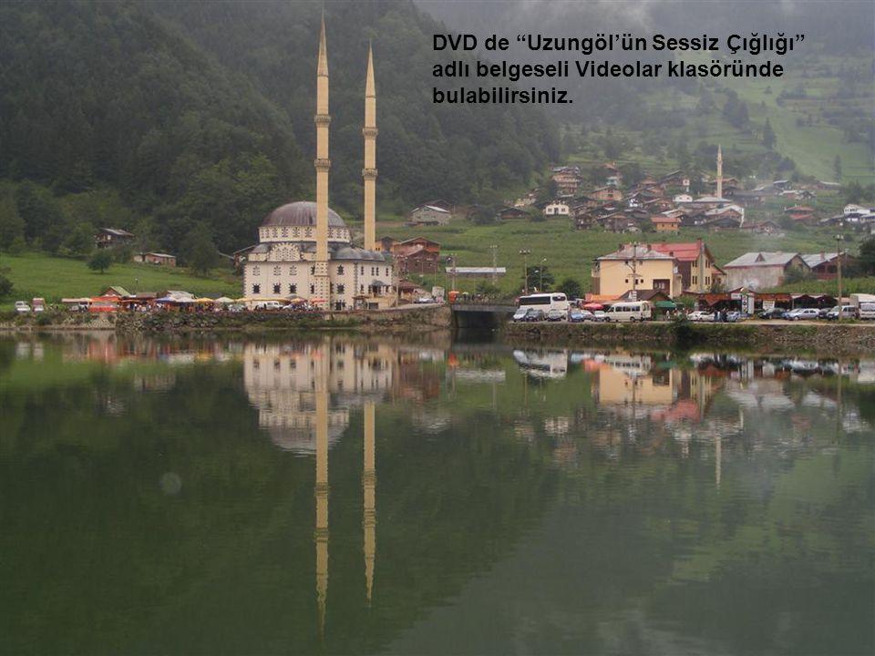 Uzungöl yöresel mutfağı, Karadeniz genel mutfak kültürünün bir yansımasıdır. Uzungöl'ü ziyaret edenlerin tamamının mutlaka yediği yayla sularında yeti