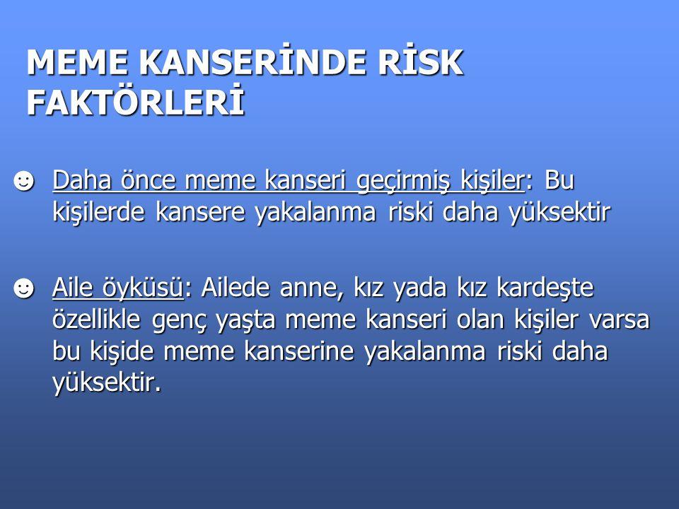 """ KANSERİ ERKEN TEŞHİS EDİN, HAYATINIZI KURTARIN"""