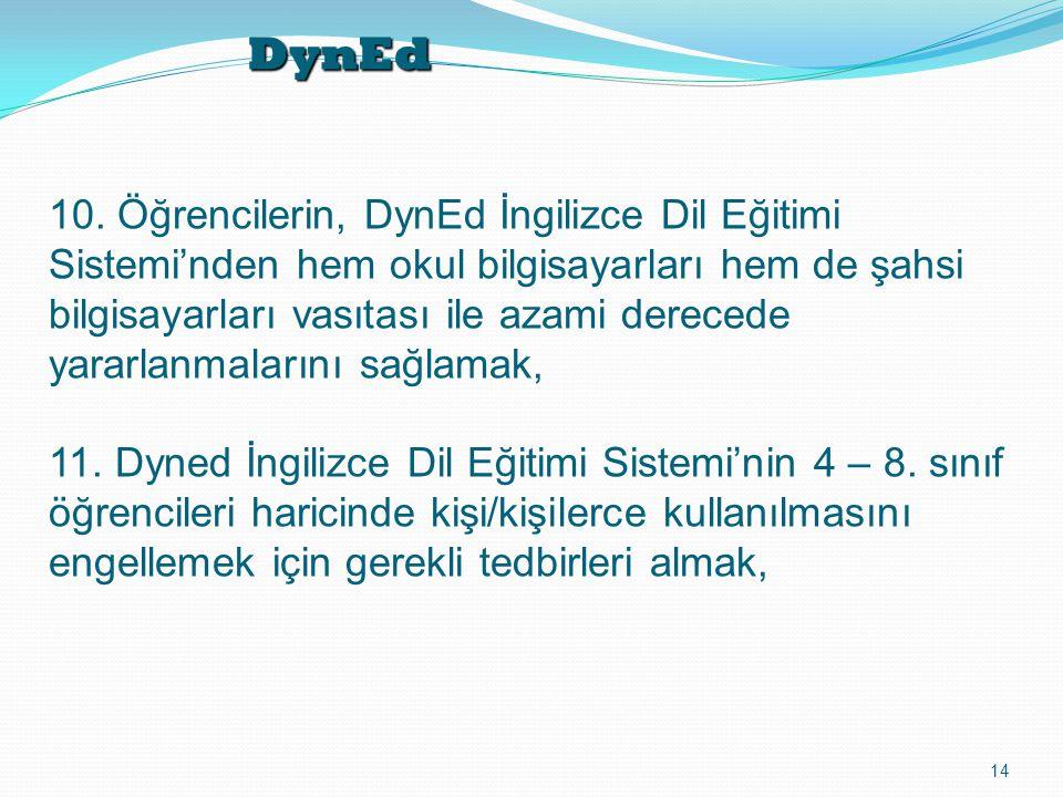 DynEd 14 10.