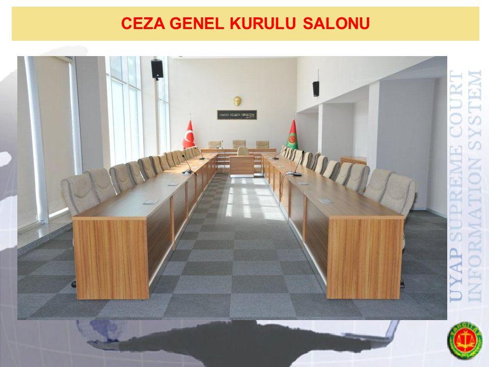 CEZA GENEL KURULU SALONU