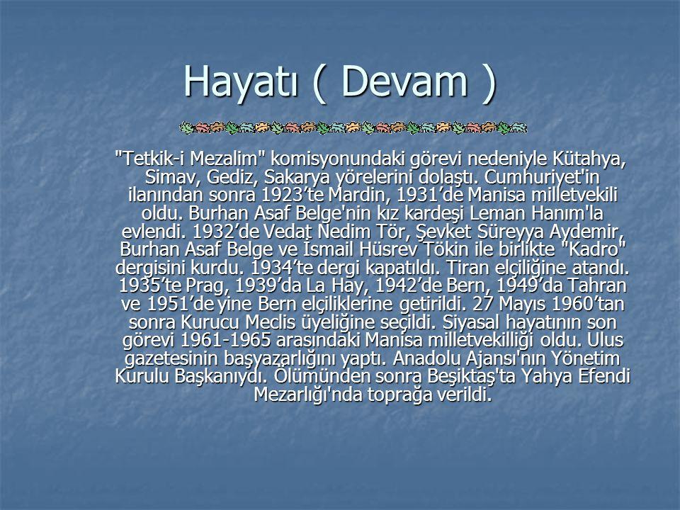 Yakup Kadri, Yaban ve Türk Köylüsü ( Makale ) [Devam] Bu gelişmeler paralelinde 20.
