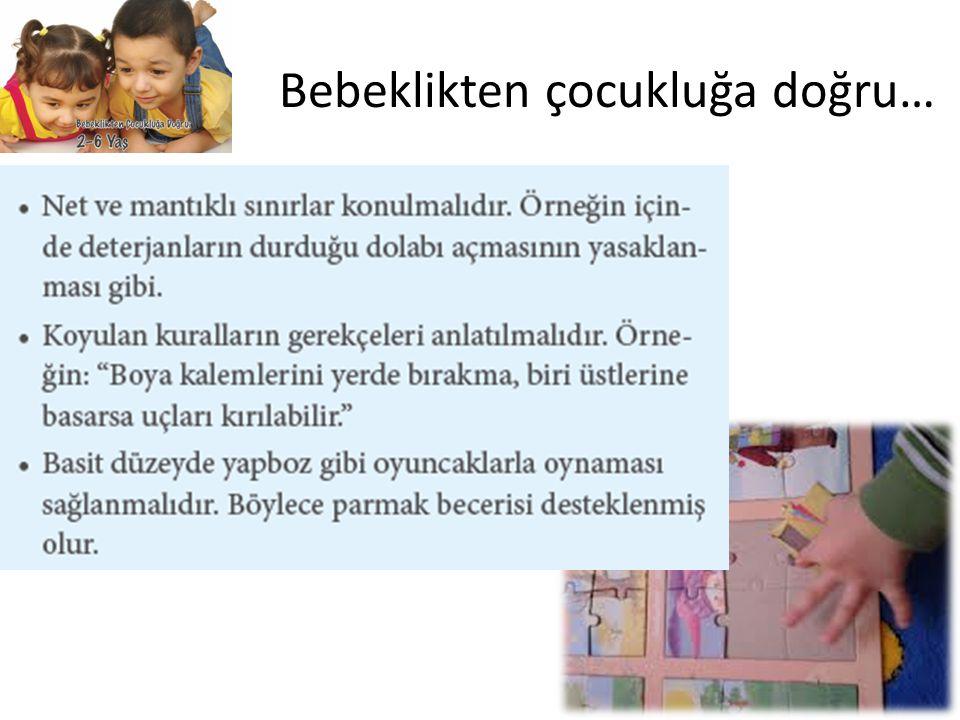 Acaba Tuvalet Eğitimine Hazır mı.Çocuğun zihinsel gelişimi yeterli mi.