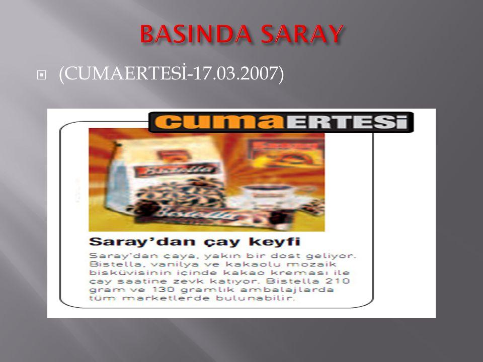  (CUMAERTESİ-17.03.2007)