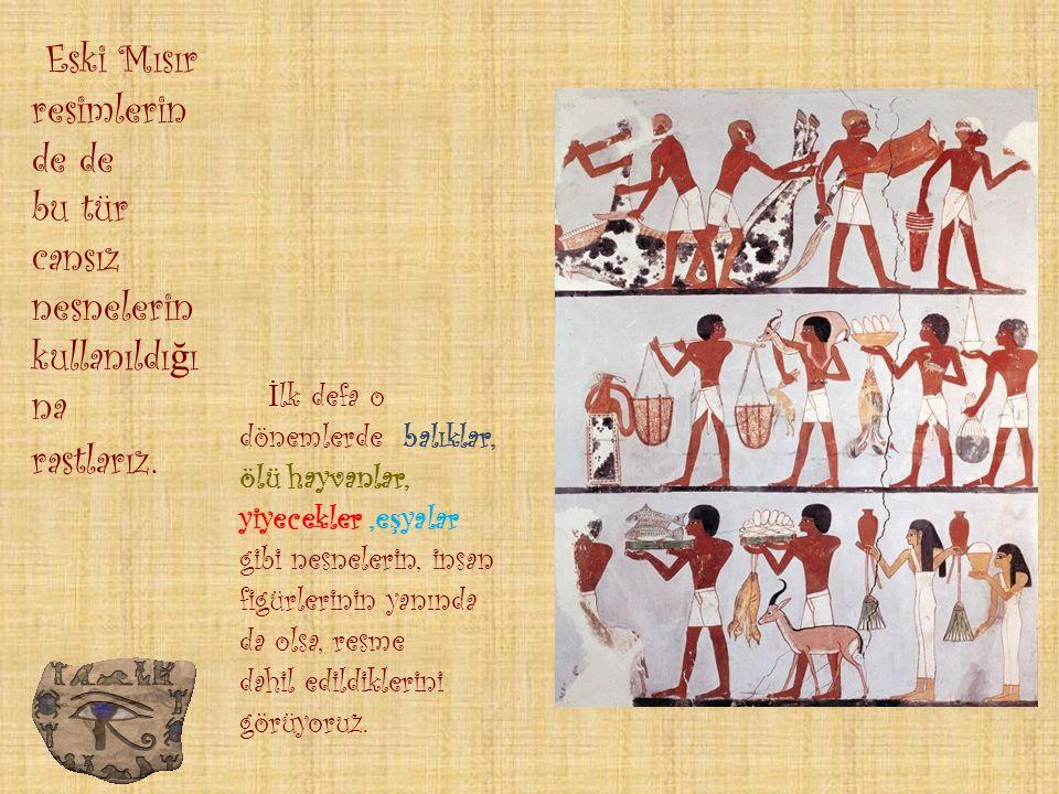 Günümüzden 2000 yıl önce İtalya'nın Pompei Bölgesi'nde insanlar,evleri süslemek amacıyla bu tarzda resimler yapmaya başlamışlardır.