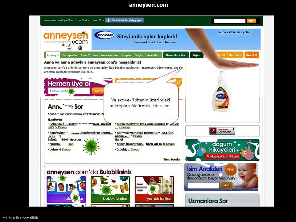 * Görseller temsilidir Ve activex'i sitenin üzerindeki mikropları öldürmek için sıkar… anneysen.com