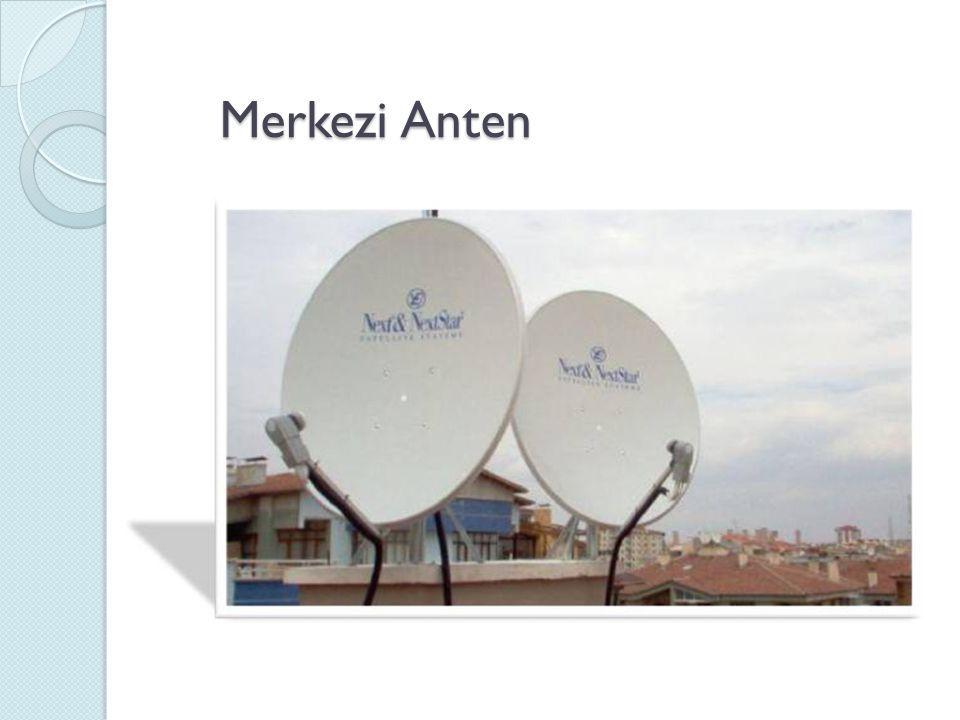 Merkezi Anten Merkezi Anten