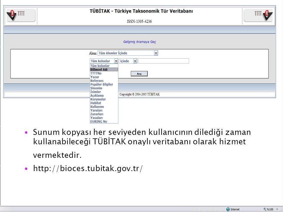 Sunum kopyası her seviyeden kullanıcının dilediği zaman kullanabileceği TÜBİTAK onaylı veritabanı olarak hizmet vermektedir. Sunum kopyası her seviyed
