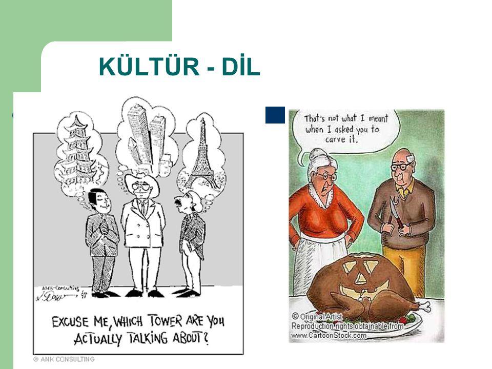 KÜLTÜR - DİL