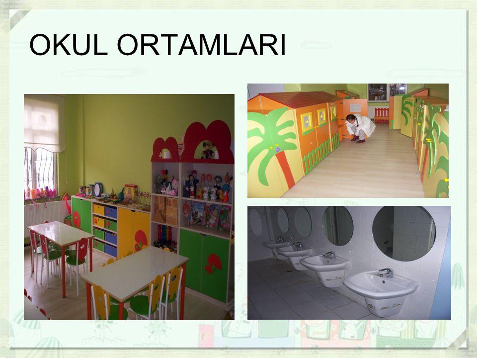 OKUL ORTAMLARI