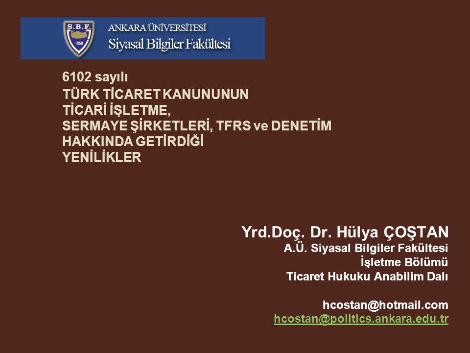 Anonim Şirketin Finansal Tabloları, Yedek Akçeler III - Özet finansal tabloları MADDE 526- (1) Küçük ölçekteki şirketler ile merkezleri yurt dışında bulunan şirketlerin Türkiye'deki şubelerinin yayımlayacakları özet finansal tablolarının içeriği Türkiye Muhasebe Standartları Kurulu tarafından belirlenir.