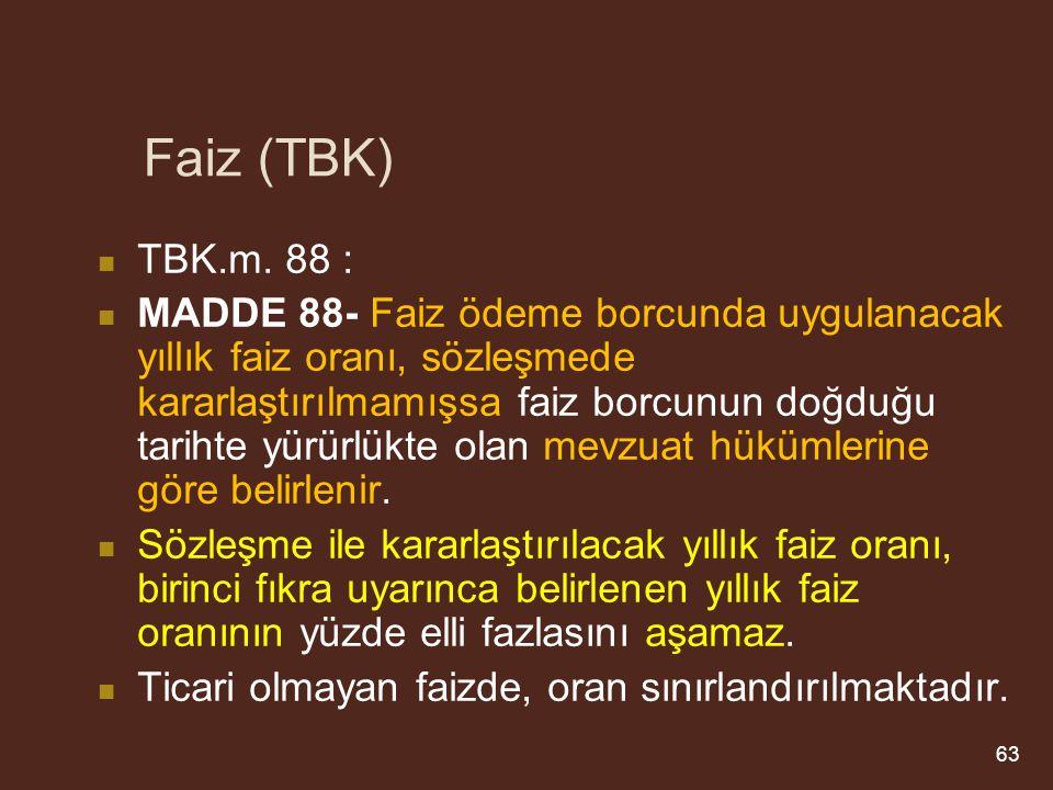 Faiz (TBK) TBK.m.
