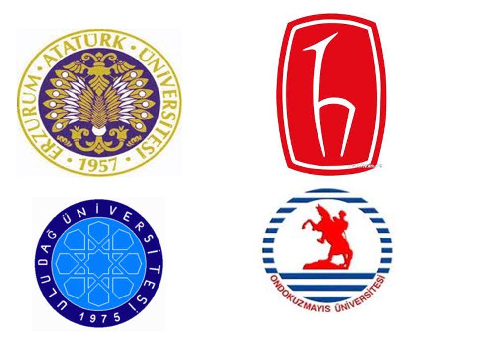  Atatürk Üniversitesi ve Hacettepe Üniversitesi arasında belli bir fark görülmemiştir.