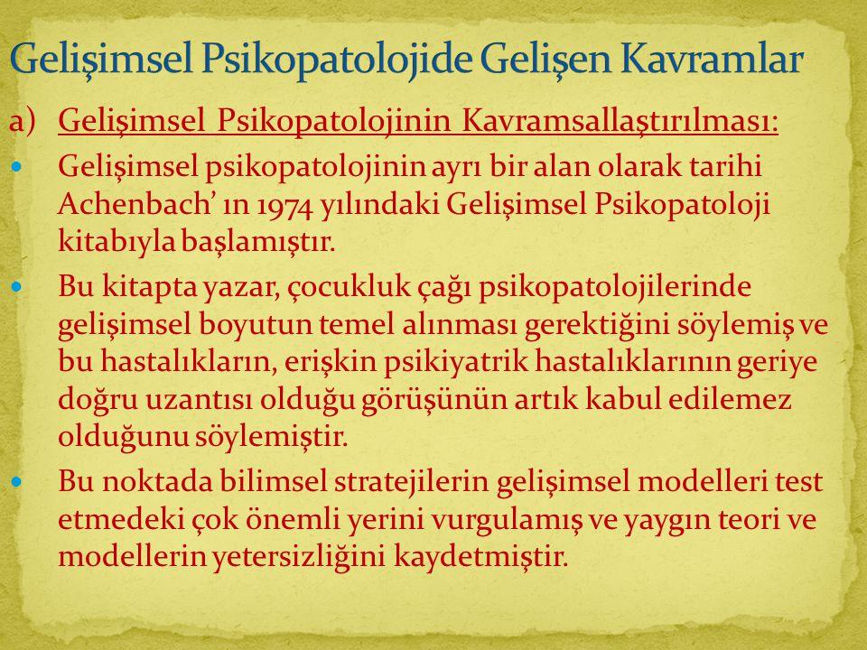 7.Göçmen Çalışmaları: Türk göçmen çocuklar, Türkiyedeki Türk çocuklar ve Hollandalı çocukların karşılaştırılması(devam): b.Bireysel farklılıkların önemi: Bireylerle alakalı olan faktörler üzerine olan araştırmalar Hollanda'daki göçmen Türkler'in yüksek anksiyöz/depresif skorları ebeveyn tartışmaları(parental arguements), bir aile üyesinin hapsedilmesi, evde hırsızlık veya yangın ve ailenin finansal ya da istihdam problemleriyle ilişkili bulunmuş.