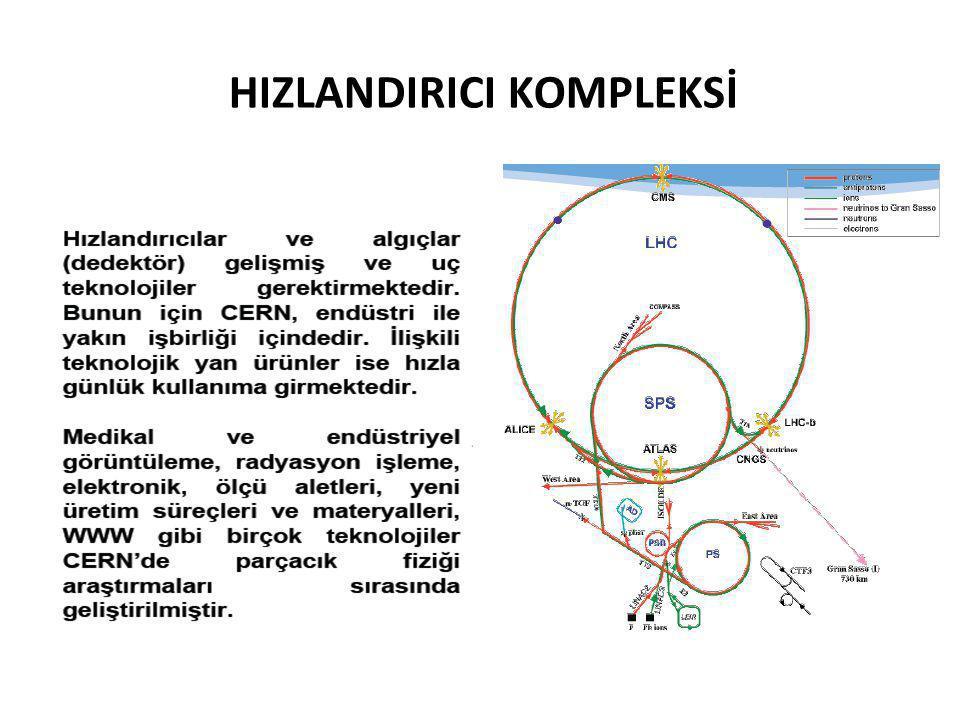 HIZLANDIRICI KOMPLEKSİ