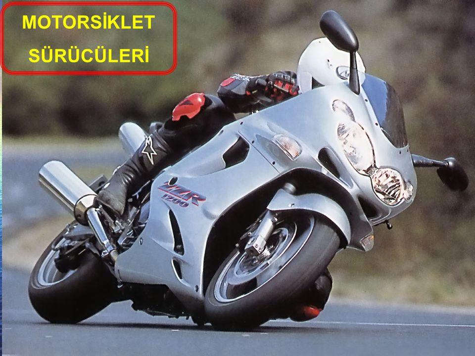 16/78 MOTORSİKLET SÜRÜCÜLERİ
