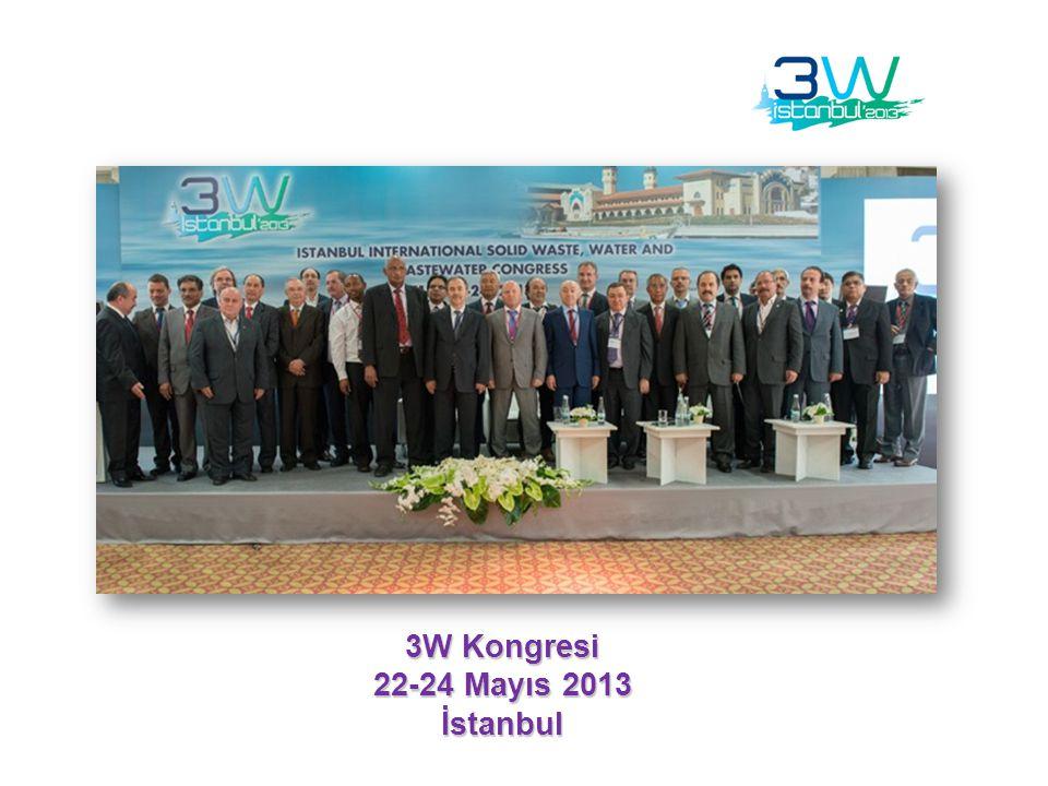 3W Kongresi 22-24 Mayıs 2013 İstanbul