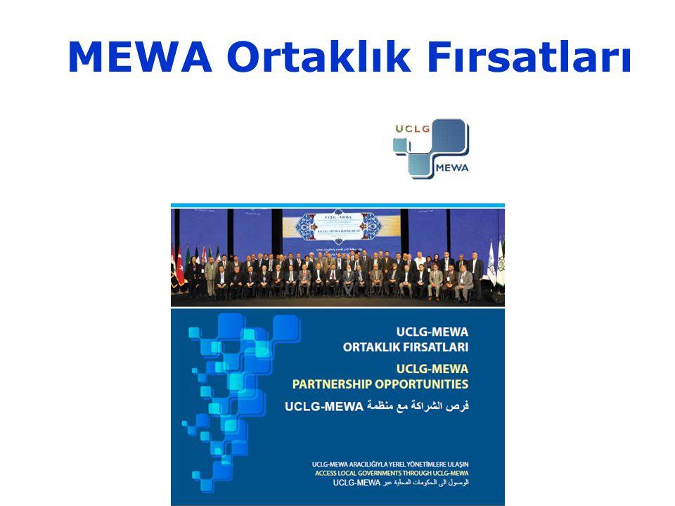 MEWA Ortaklık Fırsatları