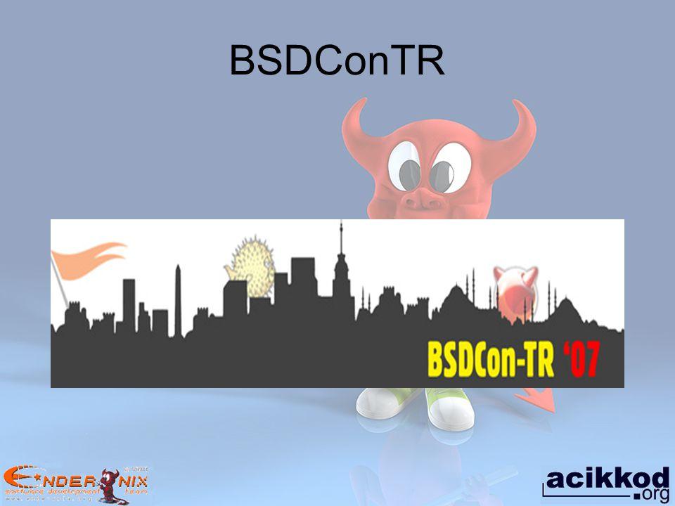 BSDConTR
