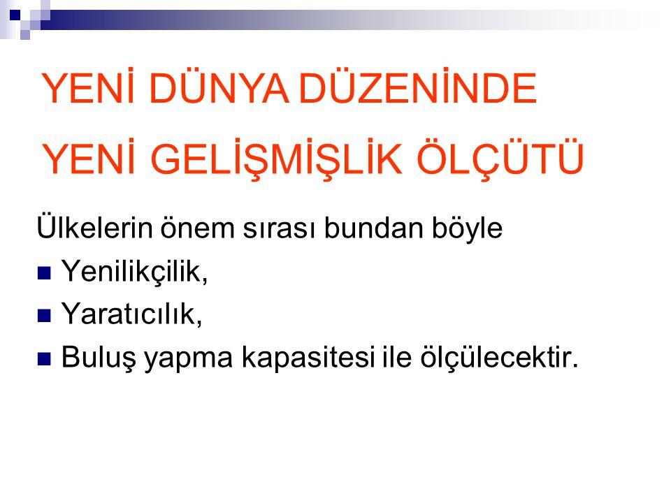 İşbirliğinin aşamalarında ortaya çıkabilecek potansiyel risk alanları Üniversite özerkliğine kısıtlama Araştırmaların sanayi için uygunluğu Yayınlar ve açıklık Kamu ve özel fonların beklentileri ve kuralları arasındaki farklılık Patent ve Kullanım hakları Çıkar çatışması Sorumluluk ve taahhüt çatışması Kaynak: Mahmut Kiper, Dünyada ve Türkiye'de üniversite sanayi işbirliği, Mayıs 2010, TTGV