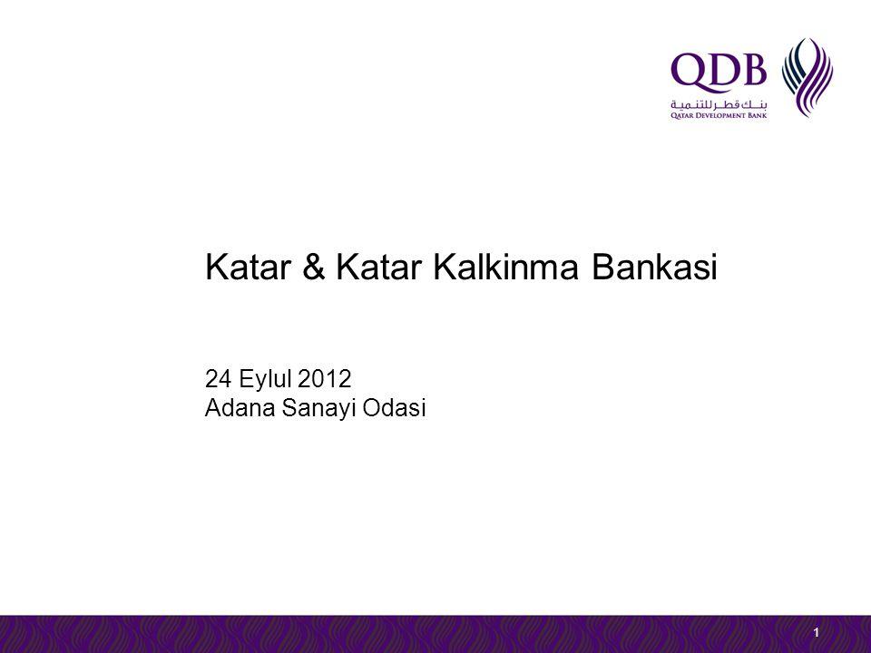 Katar & Katar Kalkinma Bankasi 24 Eylul 2012 Adana Sanayi Odasi 1