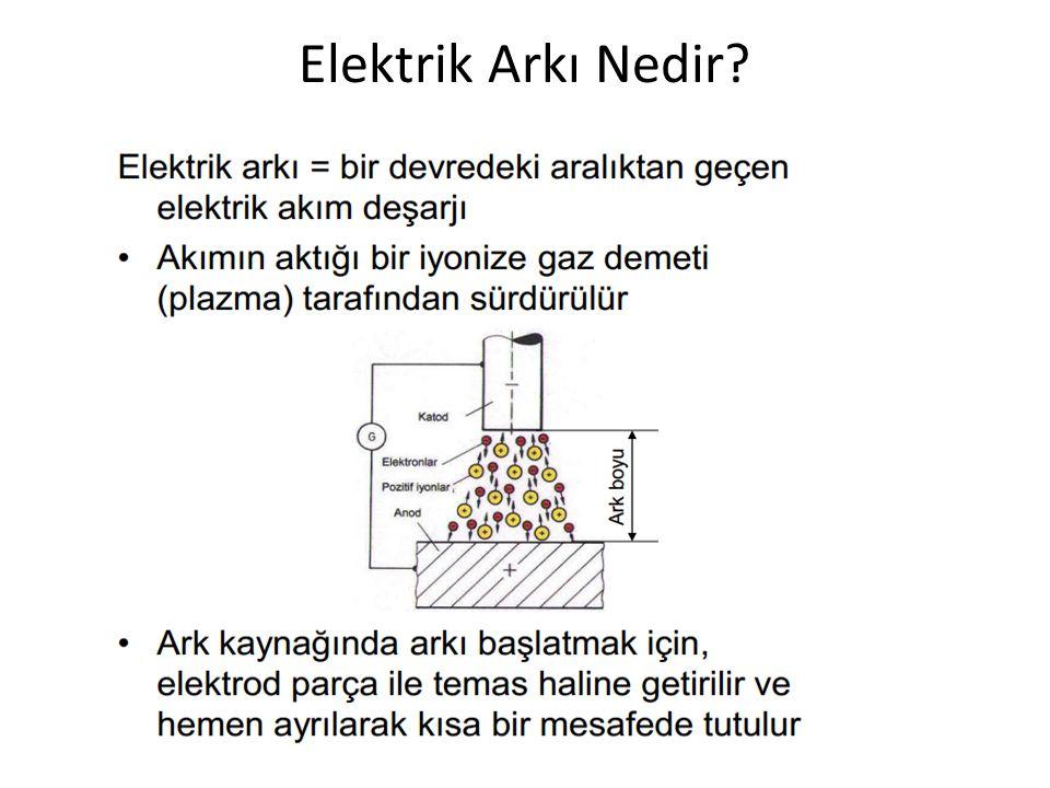 Elektrik Arkı Nedir?