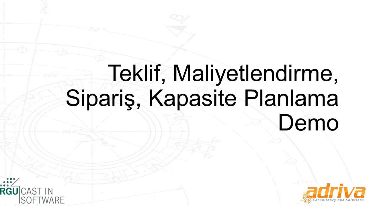 Kapasite Planlama