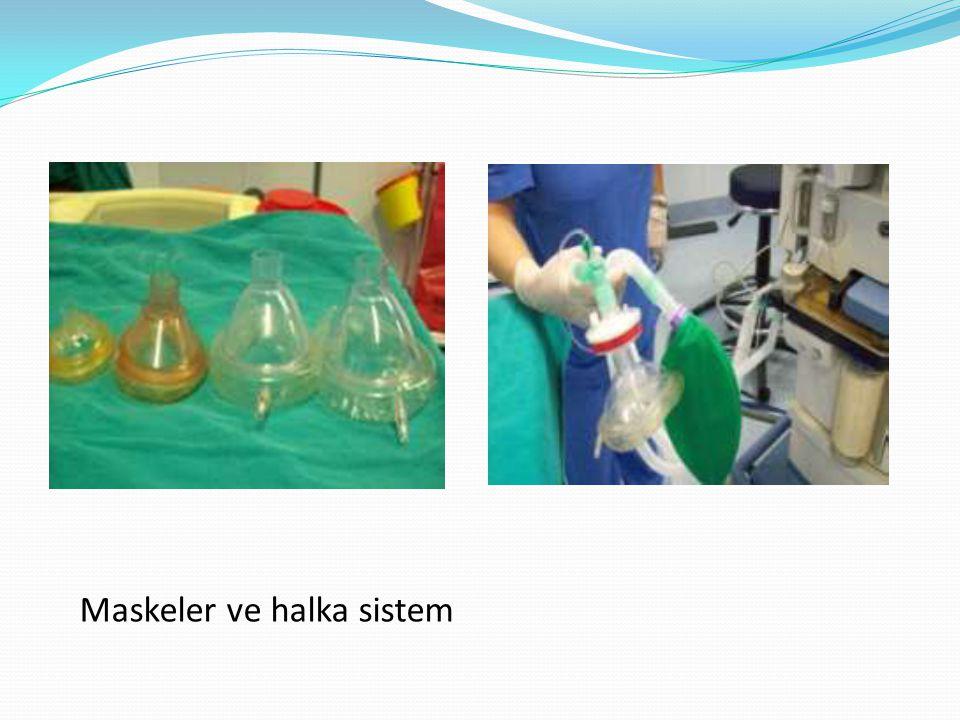 Maskeler ve halka sistem