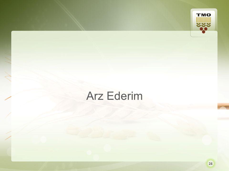 Arz Ederim 26