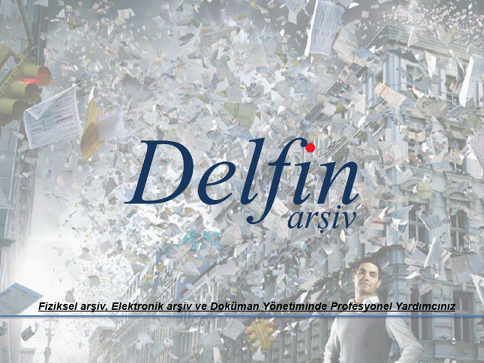 DELFİN, her türlü doküman tabanlı teknolojileri araştırmak, geliştirmek, kurum ve şirketlere fiziksel arşiv ve elektronik arşivleme hizmetlerinde ANAHTAR TESLİM çözüm sunmak amacı ile kurulmuştur.