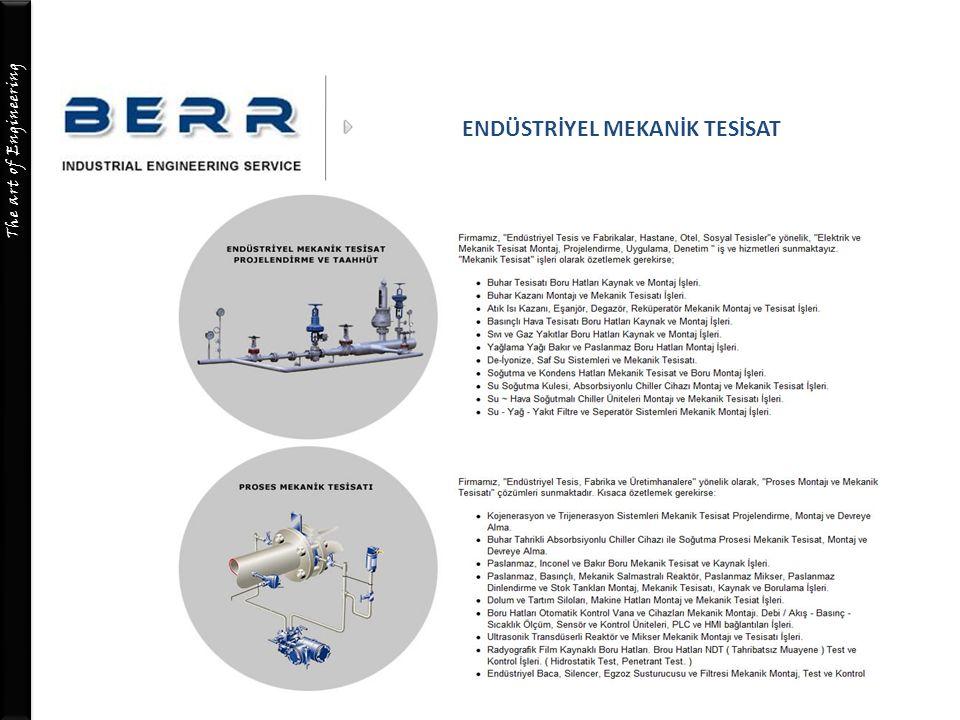 The art of Engineering MEKANİK TESİSAT ELEMANLARI VALVES HIGH PRESSURE VALVES CONTROL VALVES REGULATING VALVES AIR BUTTERFLY VALVESSAFETY VALVES