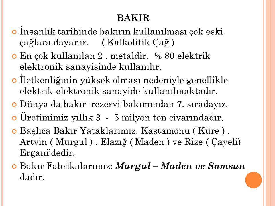 T ÜRKIYE E NERJI K AYNAKLARı Türkiye çok çeşitli birincil enerji kaynaklarına sahip bir ülkedir.