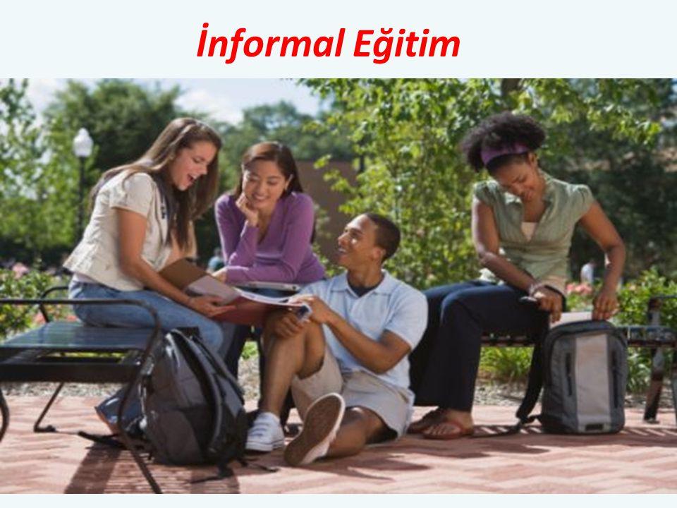 İnformal Eğitim