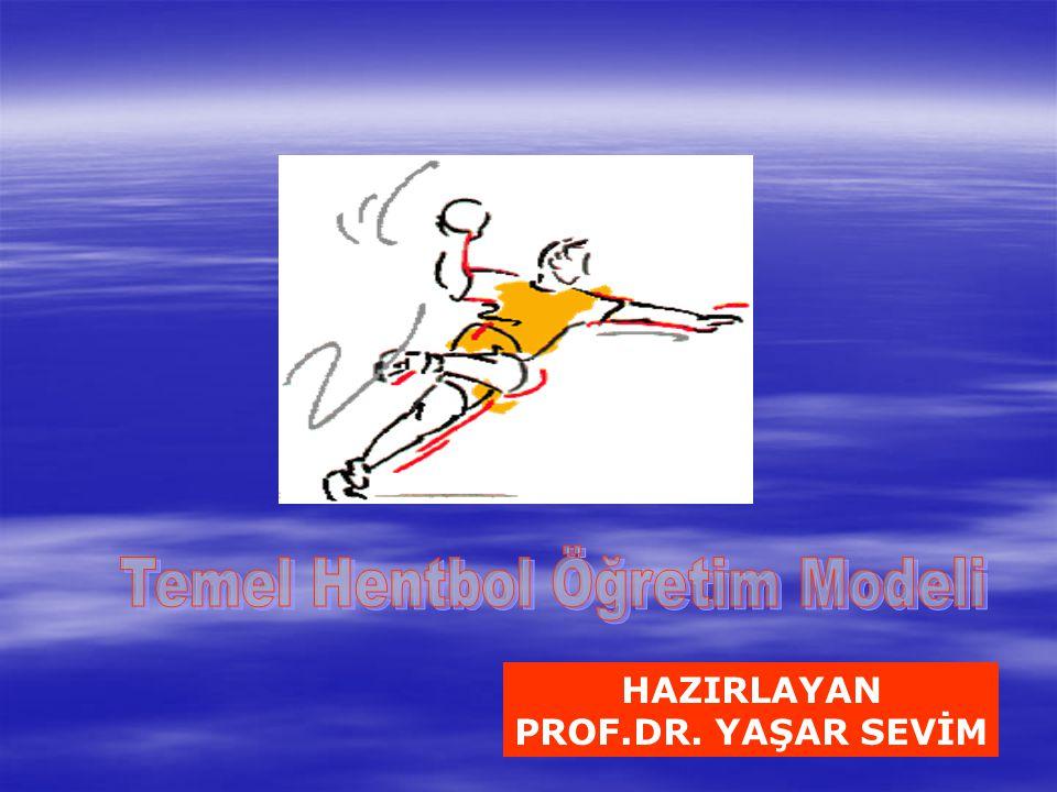 HAZIRLAYAN PROF.DR. YAŞAR SEVİM