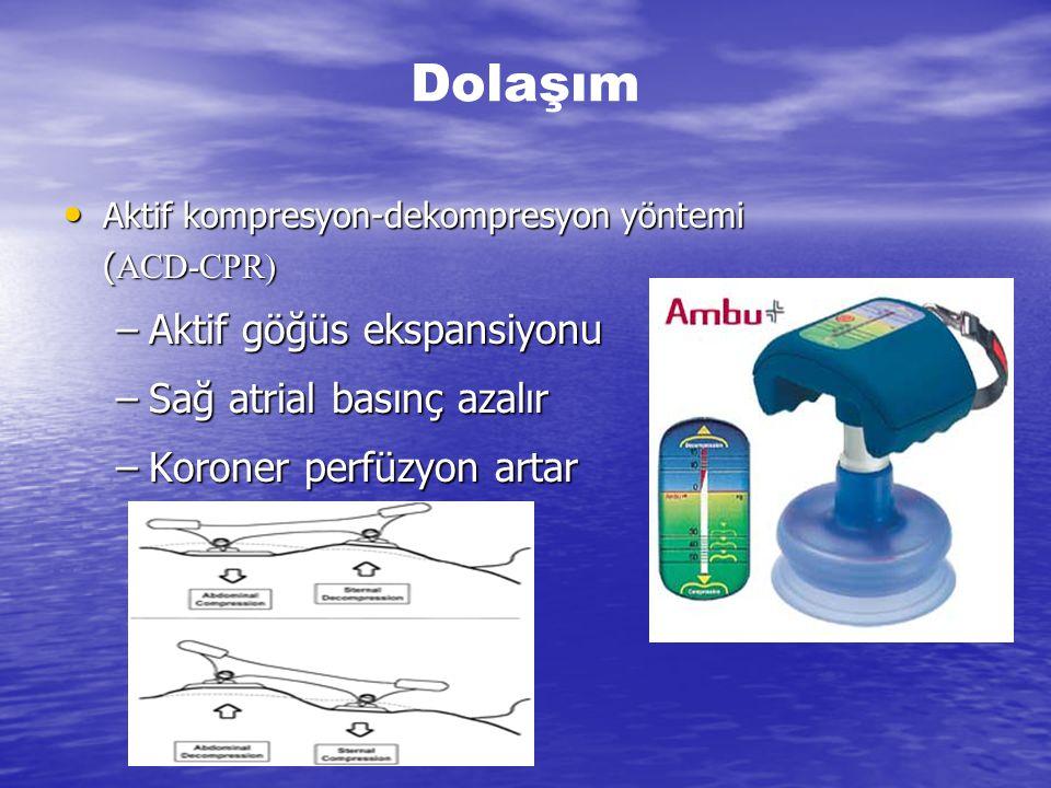 Değişmeli abdomen ve göğüs masajı (interposed abdominal compression- IAC-CPR) Değişmeli abdomen ve göğüs masajı (interposed abdominal compression- IAC