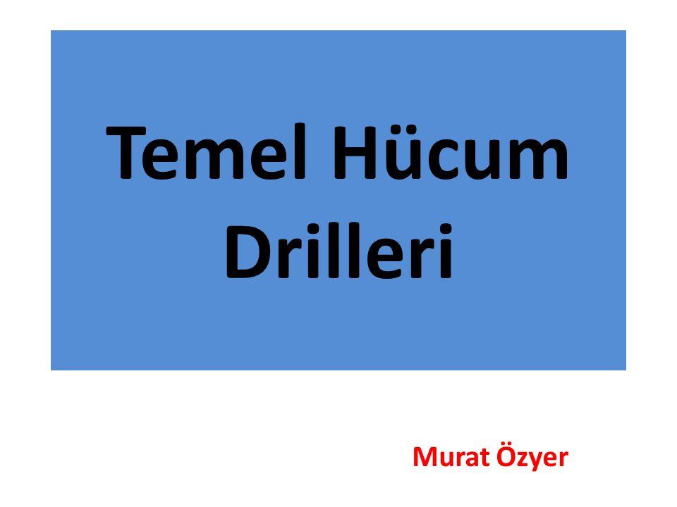 Temel Hücum Drilleri Murat Özyer