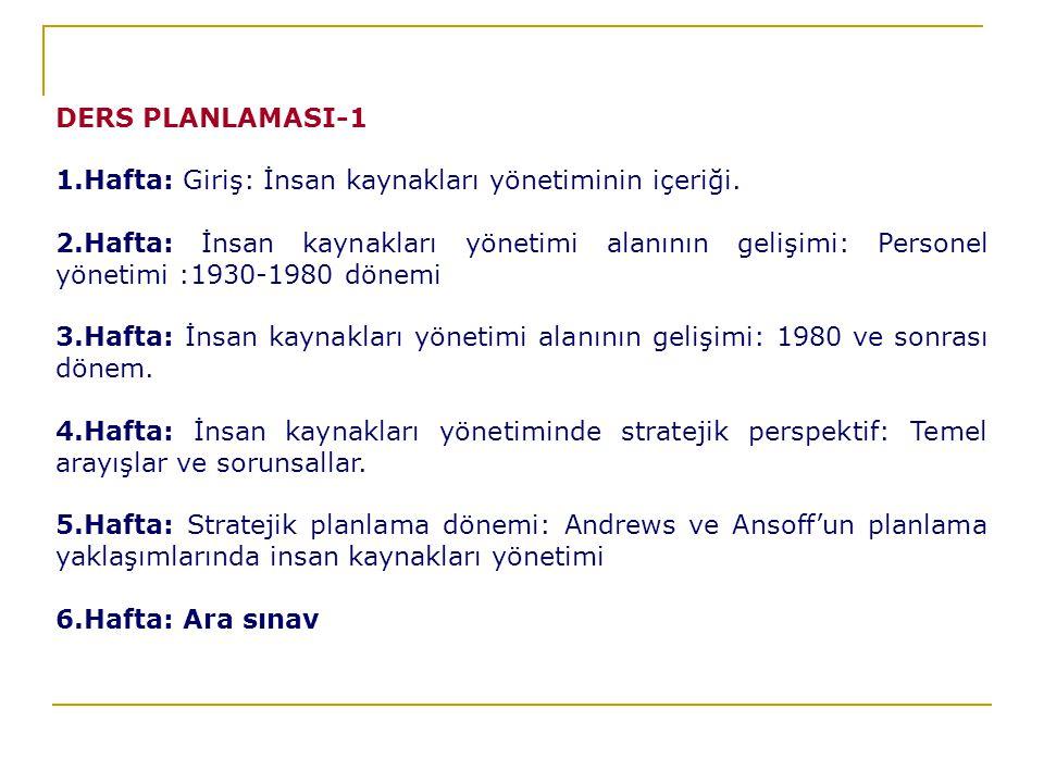 2.AŞAMA / KADROLAMA / 6 4b.İş Görüşmesi Türleri: Standart (yapılandırılmış) Görüşme: Önceden belirlenmiş soruların tüm adaylara aynı biçimde sorulduğu mülakattır.