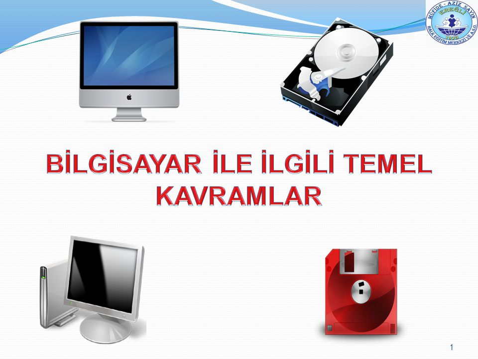 Bilgisayarı Kapatma Bilgisayarı açmak için başlat butonundan resimdeki oka tıklanır ve kapat seçilir.