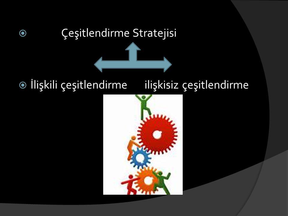  Durağanlık Stratejileri  Tedbirli İlerleme Stratejisi  Değiştirmeme Stratejisi  Kar Stratejisi  Tasarruf Stratejileri  Şirket Kurtarma Stratejisi  Mahkum İşletme Stratejisi  Satma Stratejisi  İflas Ettirme Stratejisi