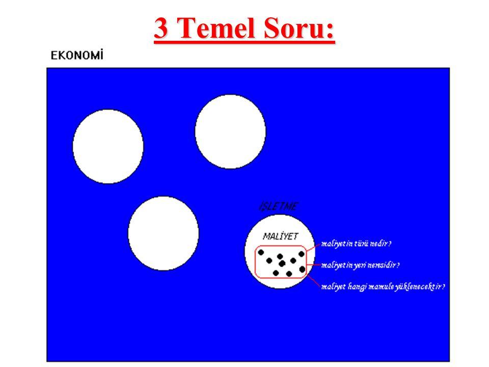 3 Temel Soru: