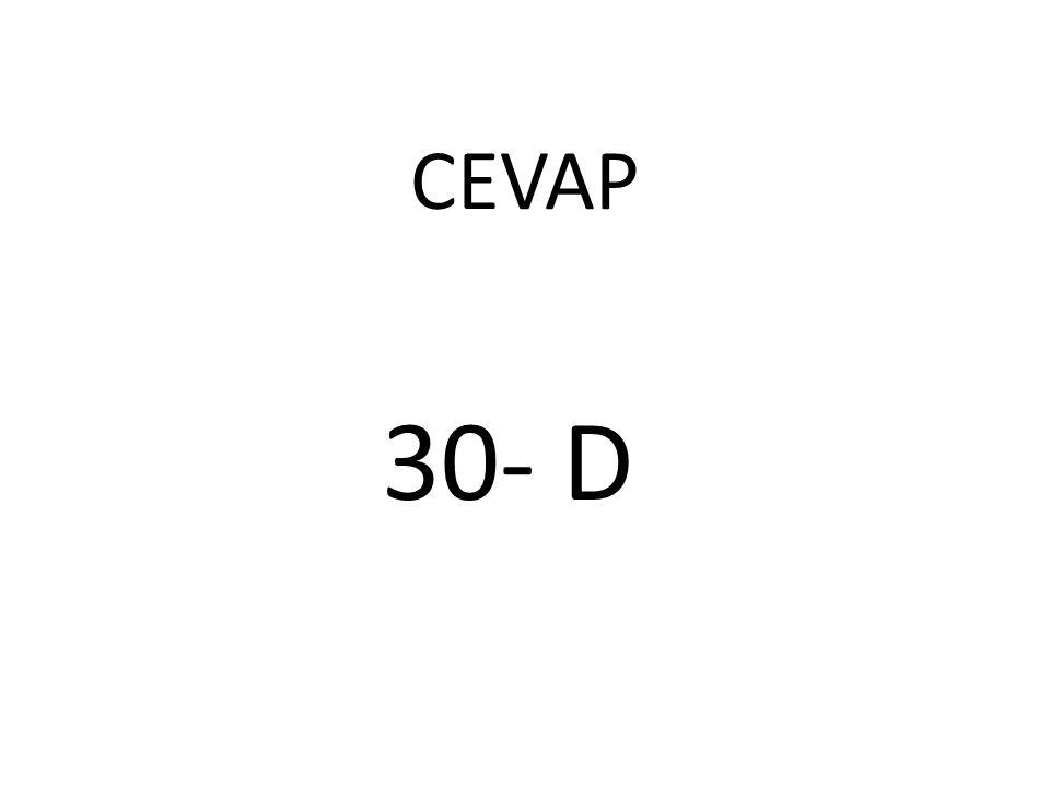 CEVAP 30- D