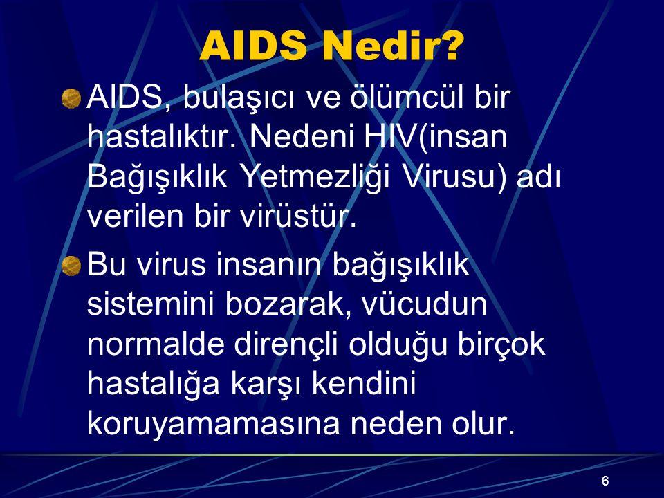 .5 Tanzanya'da AIDS yetimleri