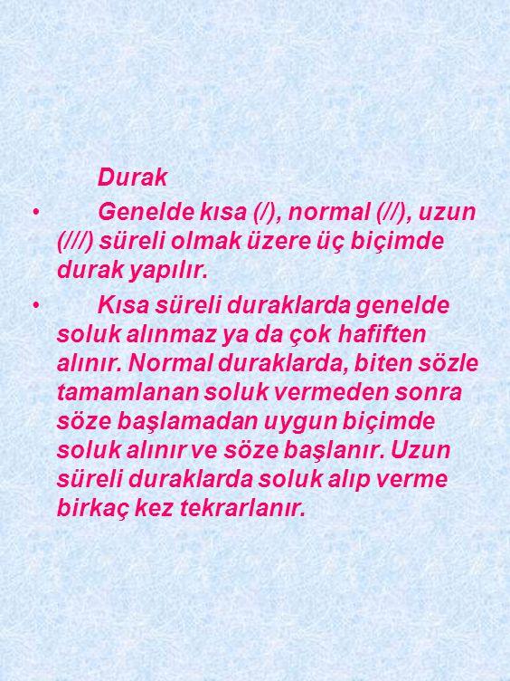 NOT: Son sesi p,ç,t,k olan ve genellikle tek heceden oluşan Türkçe ve yabancı kelimeler ünlüyle başlayan bir ek aldıklarında bu sesleri değiştirmeyebi