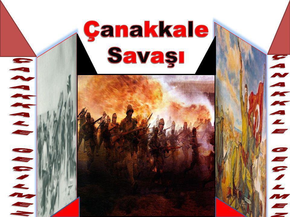 Çanakkale Sava ş ı, I.