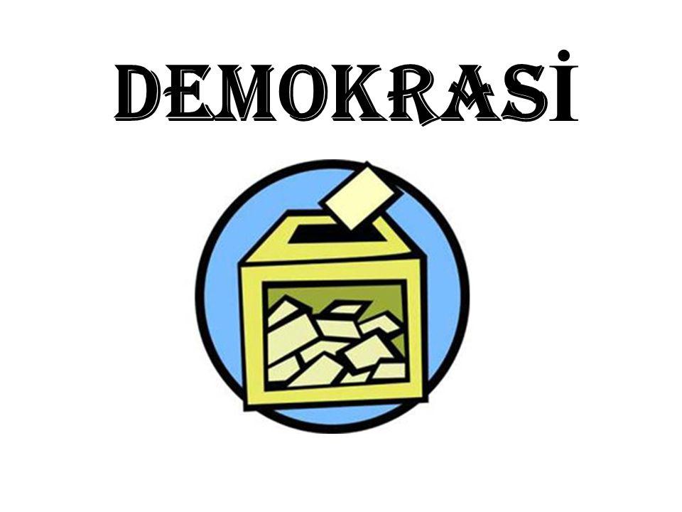DEMOKRAS İ