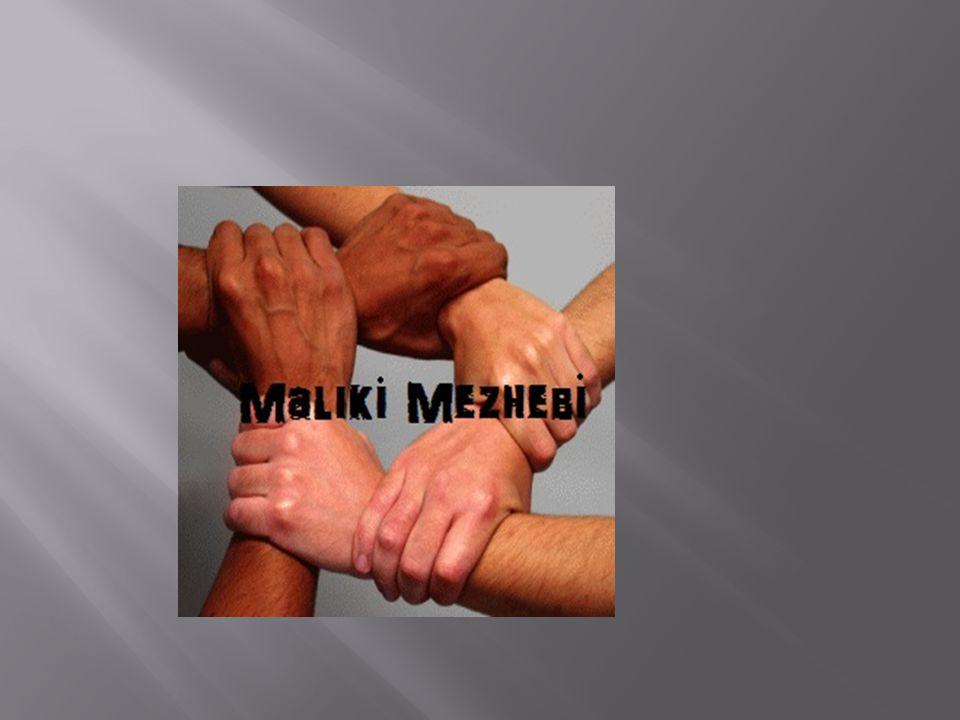  Maliki mezhebi veya Malikilik (Arapça: المذهب المالكي veya المالكية ) bir İslam dini fıkıh (İslam hukuku) mezhebi.