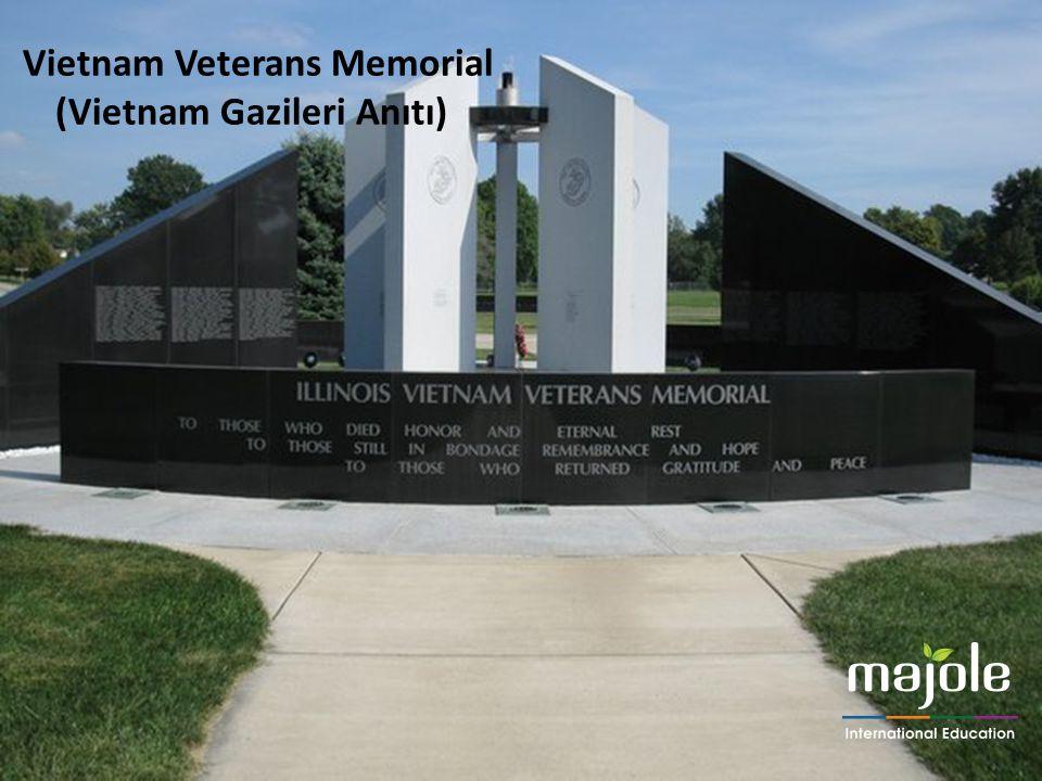 Vietnam Veterans Memorial (Vietnam Gazileri Anıtı)