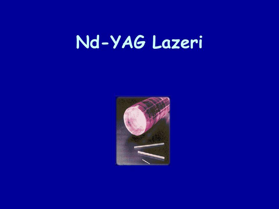 Nd-YAG Lazeri