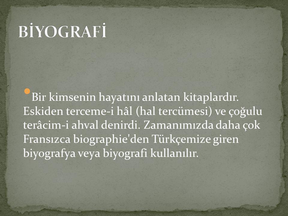 Tezkireler, başlangıçtan tezkirenin yazıldığı tarihe kadar yaşayan şairleri bütünüyle verirler.
